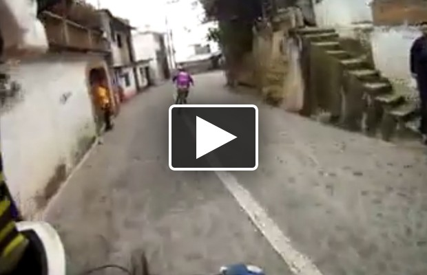 BAD ASS Bikeriders. YOU try this!