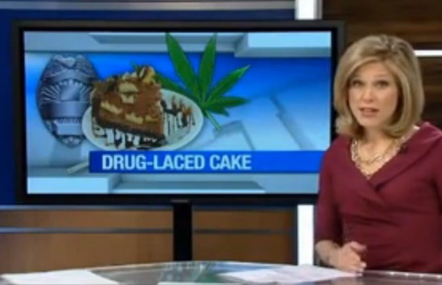 Cop Eats Pot Cake (by accident)