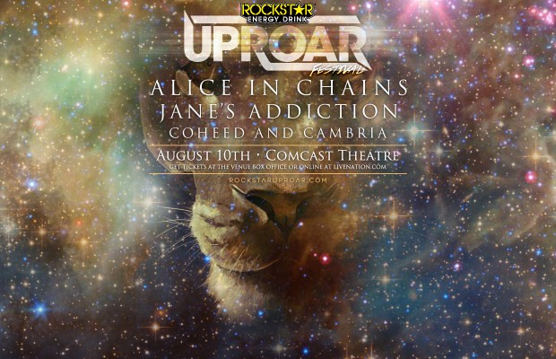 Alice In Chains & Jane's Addiction