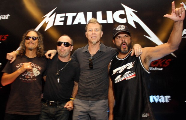 Metallica Memorial Day Weekend