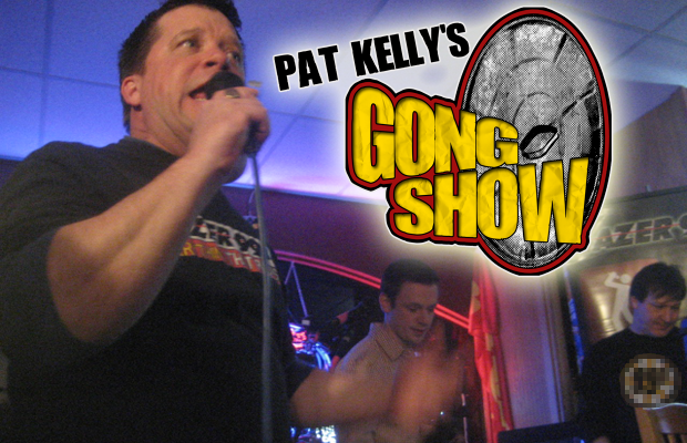 Pat Kelly's Gong Show