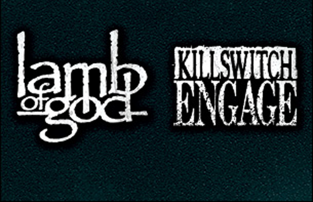 Lamb of God & Killswitch Engage