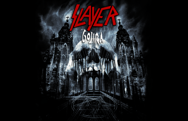 Slayer with Gojira