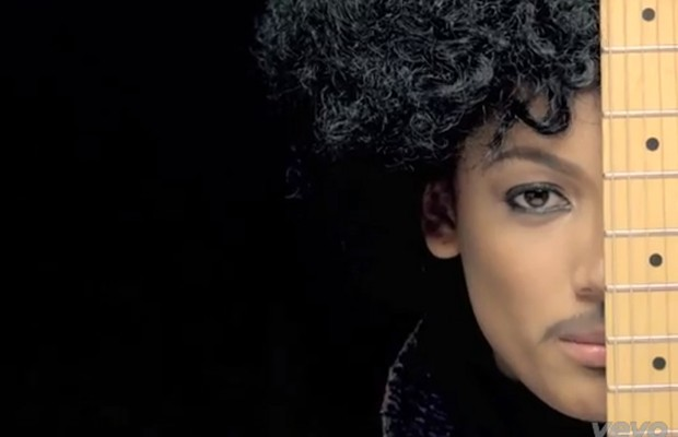 Prince's new video. Yes, I love Prince, but not this song.