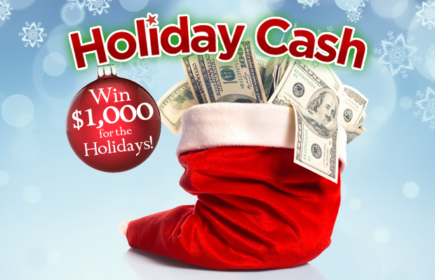 Holiday Cash Rules