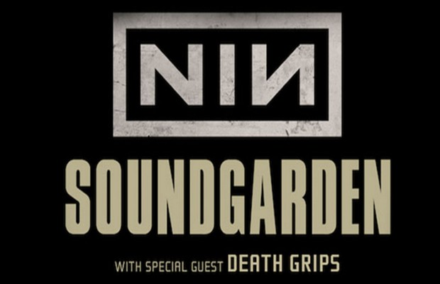 Nine Inch Nails & Soundgarden