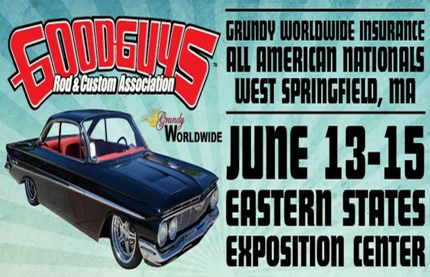 Goodguys Grundy Worldwide Insurance All American Nationals